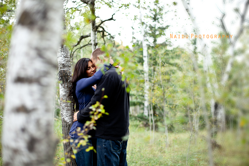 Saskatoon Engagement Photographer Naidu Photography - Jill and Zach Engagement
