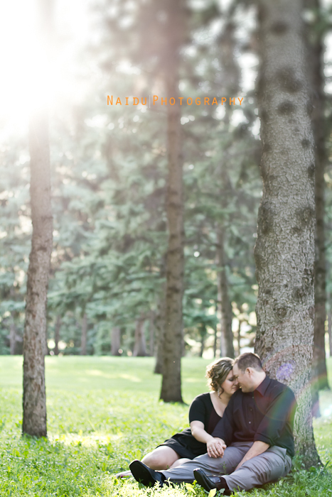 Saskatoon Engagement Photographer Naidu Photography - Kelly and Byron Engagement Teaser
