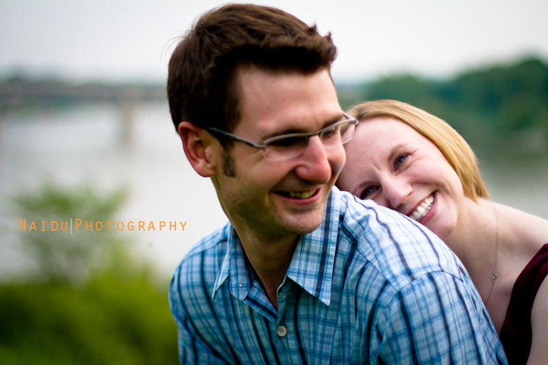 Saskatoon Couple's Portrait Photographer Naidu Photography - Mandy and Kevin Portrait Teaser