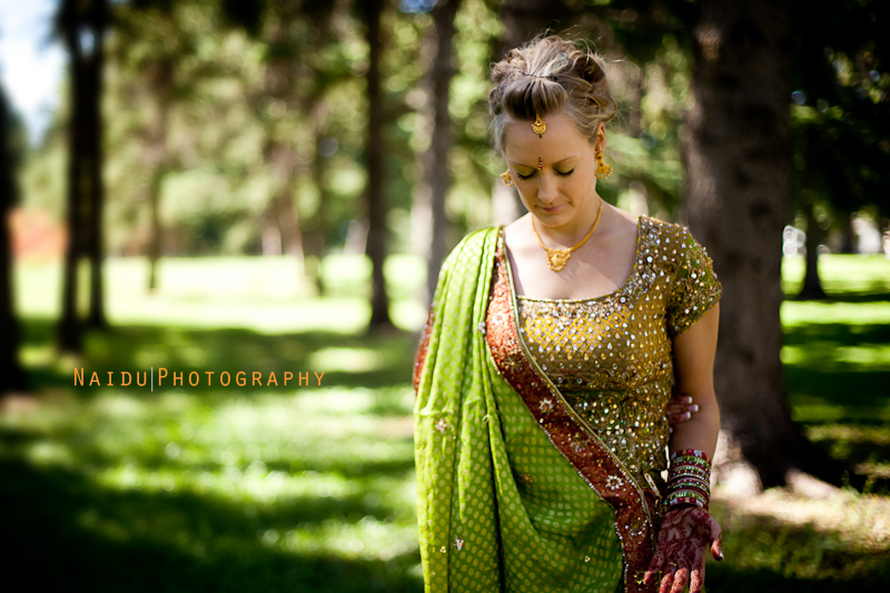 Saskatoon Wedding Photographer Naidu Photography - Nicole and Jayesh Hindu Engagement Ceremony